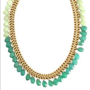 Stella & Dot 'Contessa' Jade Necklace